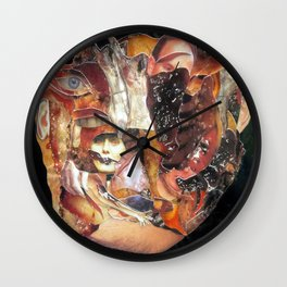 re:3 Wall Clock