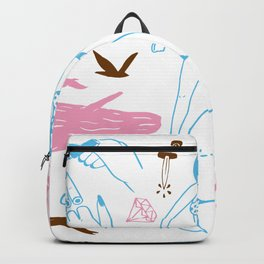 Sunset Grill Backpack