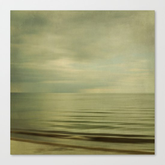 sea square XI Canvas Print