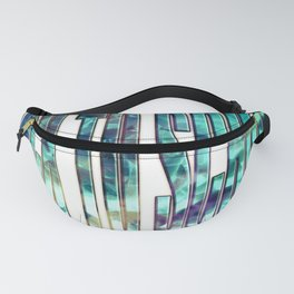 """""""Back To School 2"""" Fanny Pack"""