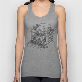Chapter one. Unisex Tank Top