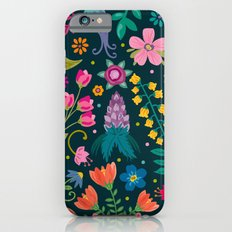Floral Heart iPhone 6s Slim Case