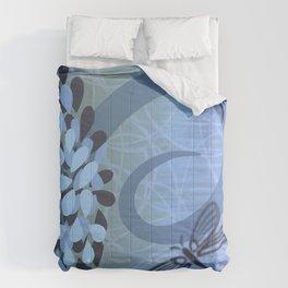 Summer Daze - Blue  Comforters