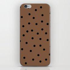 Chocolate Chocolate Chip iPhone & iPod Skin