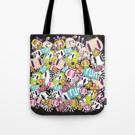 Miss Wah - YUM SPOOK Edition Tote Bag