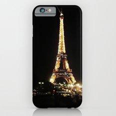 Eiffel Tower at Night Slim Case iPhone 6s