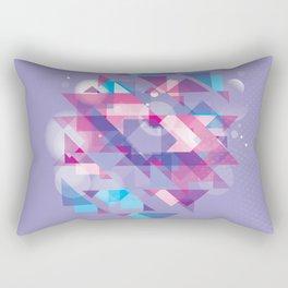 pattern 6 glow Rectangular Pillow