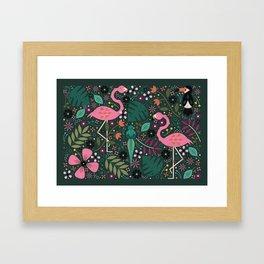 Spirit of the Jungle Framed Art Print