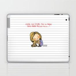 """""""Tra le righe"""" Laptop & iPad Skin"""