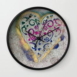 Street h'Art Wall Clock