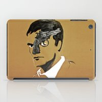 quentin tarantino iPad Cases featuring Quentin by Gabby Grife | GuinArt