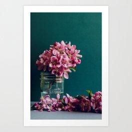 Botanical Still Life No. 4674 Art Print