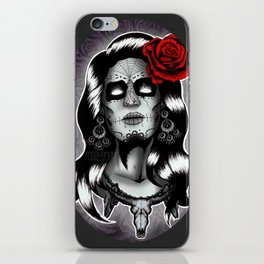 Mexican Day of the Dead iPhone Skin