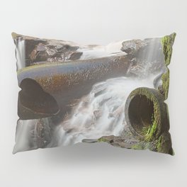 Dam Cannon Falls Pillow Sham