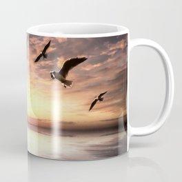 Water and Heaven Coffee Mug