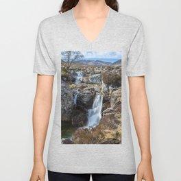 Glencoe Falls Unisex V-Neck