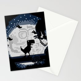 Alone? Stationery Cards