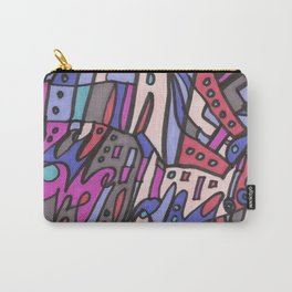 Feel This Real Forever Carry-All Pouch