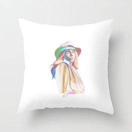 XOXO Joanne Throw Pillow