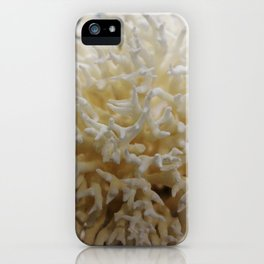 Lifeless Coral iPhone Case