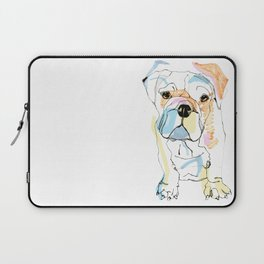 Bulldog Colour Laptop Sleeve