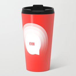 Network Travel Mug