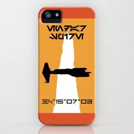 Endar Spire (KOTOR - Republic) iPhone Case