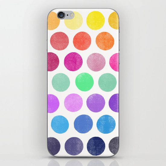 colorplay 6 iPhone & iPod Skin