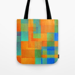 Decor - Geometric Tote Bag