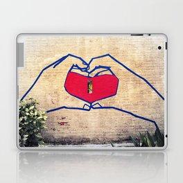 Love (edited) Laptop & iPad Skin