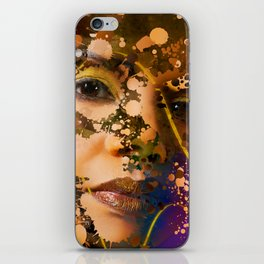 Feeling A Little Like Picasso iPhone Skin