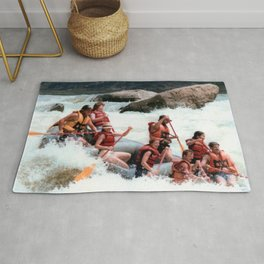Rafting the Youghiogheny Rug
