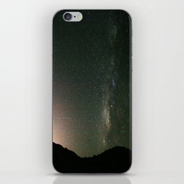 The Way That is Milky iPhone Skin