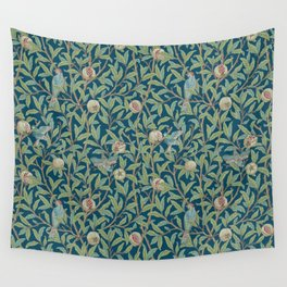 Birds and Pomegranates - William Morris Wall Tapestry