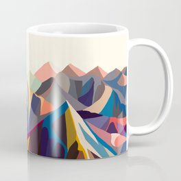 Mountains original Kaffeebecher
