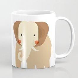 Elephant, Animal Portrait Coffee Mug