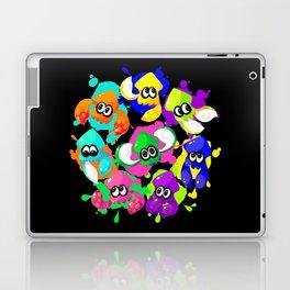 Splatoon - Inkling Squad Laptop & iPad Skin