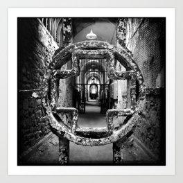 Penitence  Art Print