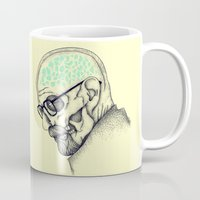 heisenberg Mugs featuring Heisenberg by Mike Koubou