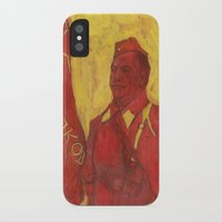 soviet iPhone & iPod Cases featuring Soviet by Gokhan Gokseven