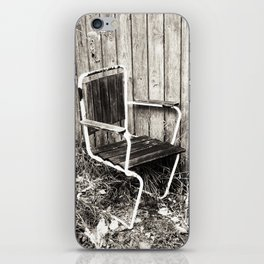 Discarded iPhone Skin