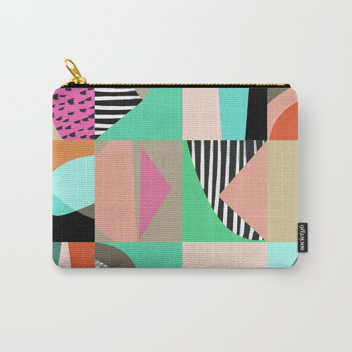 Naive VIII Carry-All Pouch
