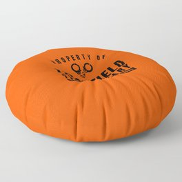 Property of Litchfield Penitentiary Floor Pillow
