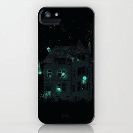 House of Jellyfish iPhone Case