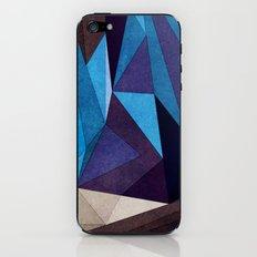 Blue Something iPhone & iPod Skin
