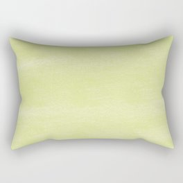 Chalky background - yellow Rectangular Pillow
