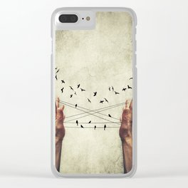 lure Clear iPhone Case