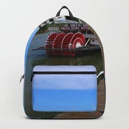 Delta King  Riverboat Backpack