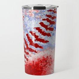 American Baseball Travel Mug