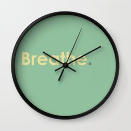 It Always Helps Wall Clock